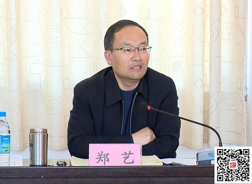 郑艺:坚定不移做好程海保护治理各项工作 - 要闻-丽江